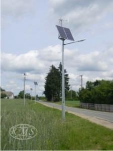 Hybrydowa lampa LED